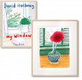 David Hockney. My Window. Art Edition (No. 251–500) 'No. 281', 23rd July 2010 (Limited Edition)