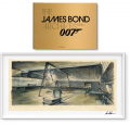 The James Bond Archives, Golden Edition No. 1–250 'Goldfinger' (Limited Edition)