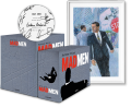 Matthew Weiner. Mad Men, Art Edition No. 501–512 (Signed Pilot Script Edition) (Limited Edition)