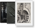 HR Giger, Art Edition No. 1–100 'Relief + Photogravure' (Limited Edition)