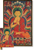 Thomas Laird. Murals of Tibet, Art Edition No. 1–40 'Buddha Shakyamuni, Gyantse Kumbum (ca. 1420)' (Limited Edition)