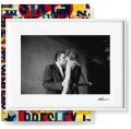 Alfred Wertheimer. Elvis, Art Edition No. 126–250 'The Kiss' (Limited Edition)