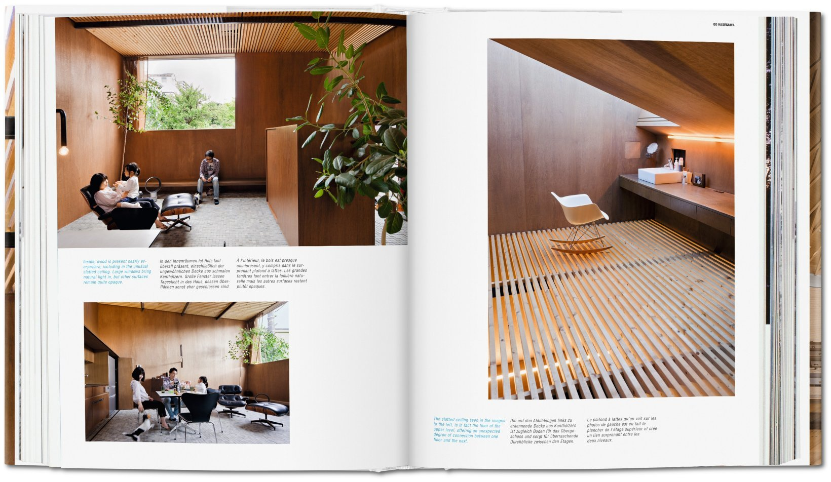Wood Architecture Now! Vol. 2 - TASCHEN Books