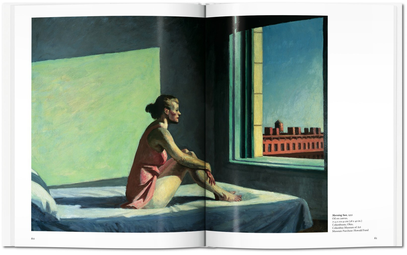 edward hopper petite collection ditions taschen. Black Bedroom Furniture Sets. Home Design Ideas
