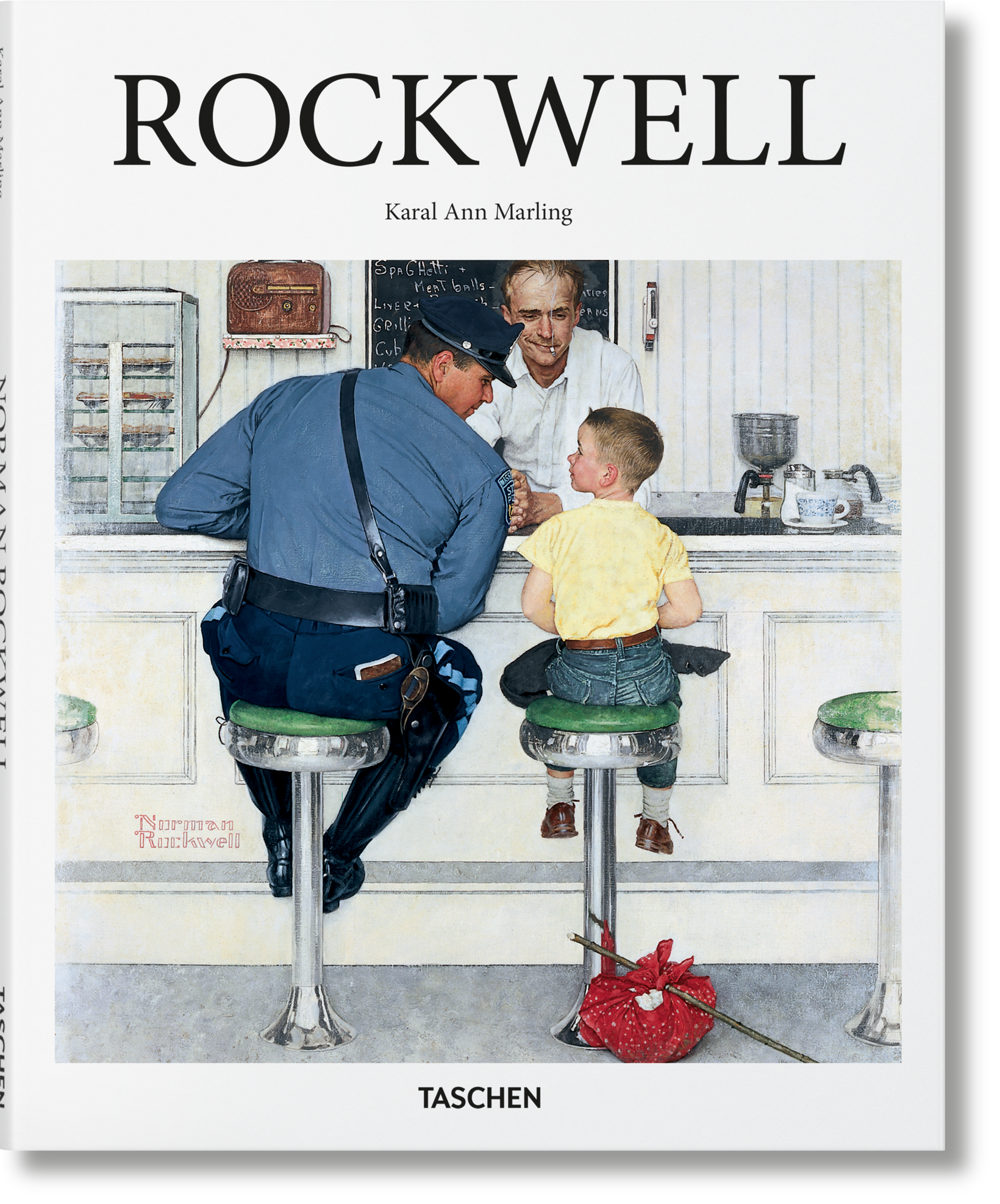 The American Dream Norman Rockwell Taschen Books