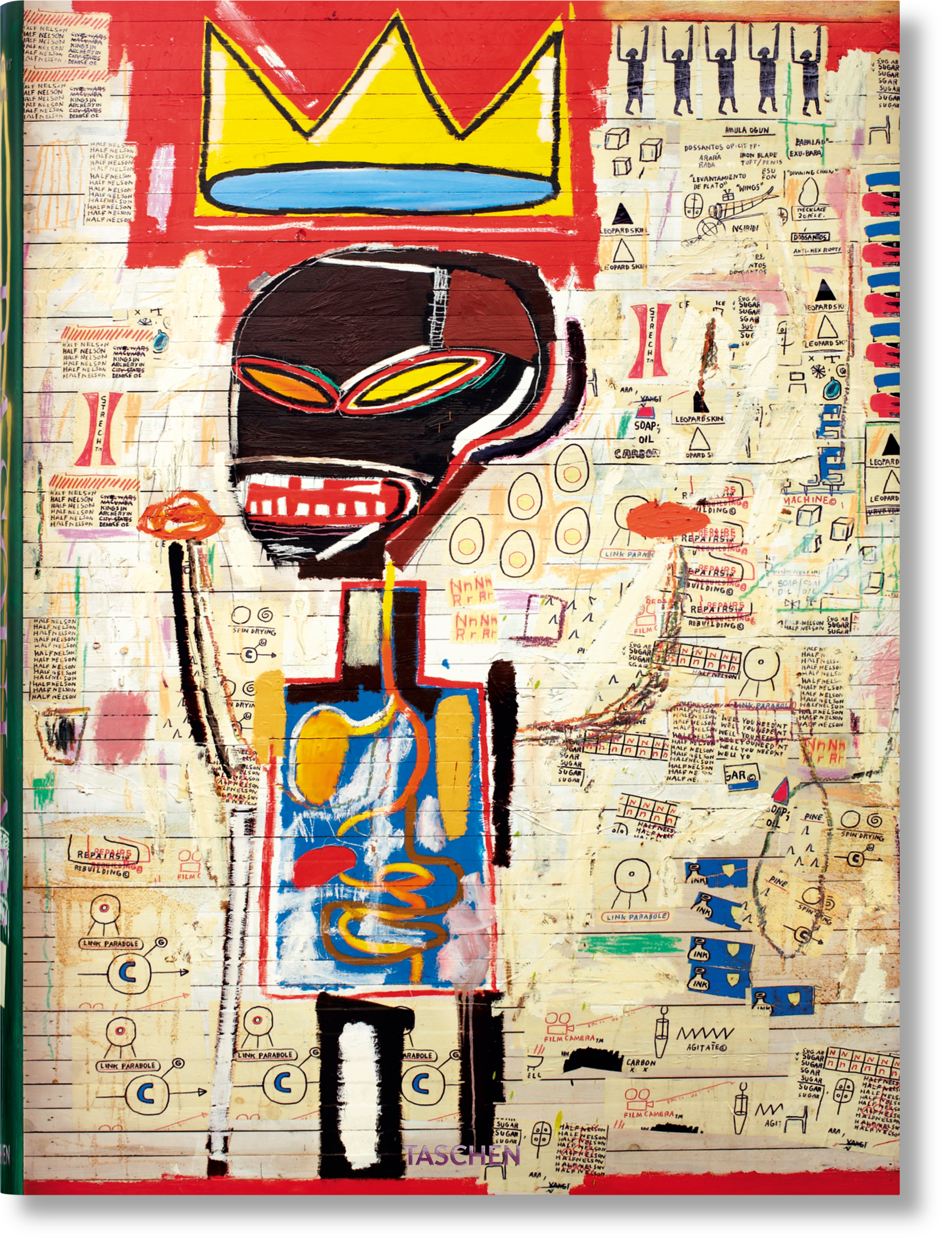 Image result for jean michel basquiat