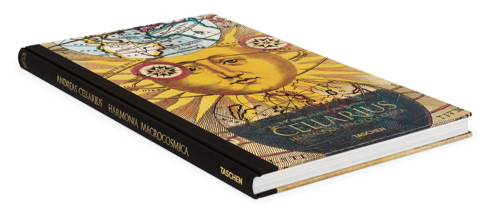 Cellarius  Harmonia Macrocosmica - Not available - TASCHEN Books