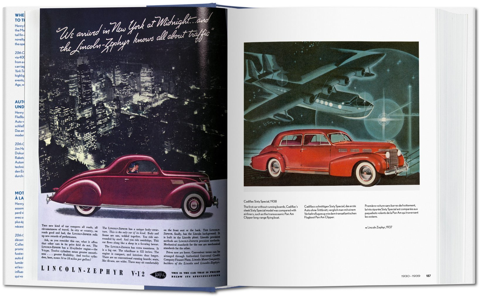 20th Century Classic Cars. 100 Years of Automotive Ads (Bibliotheca ...