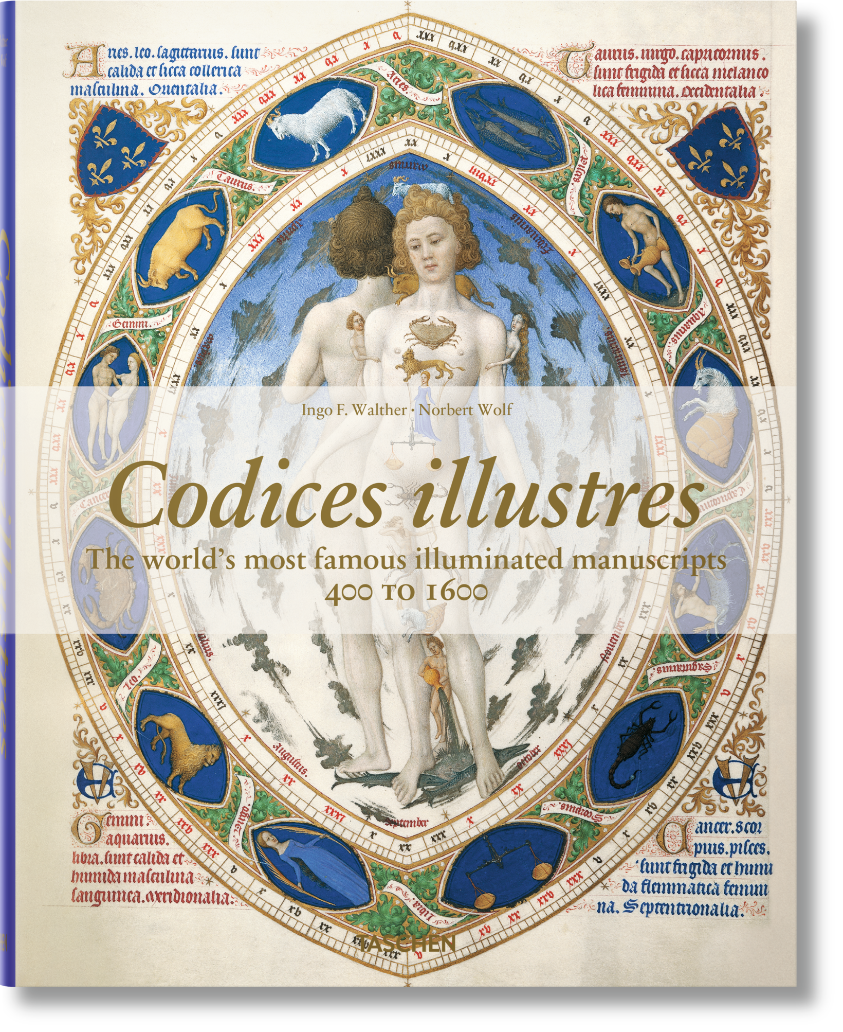World Most Beautiful Modern House Design: Codices Illustres. The World's Most Famous Illuminated