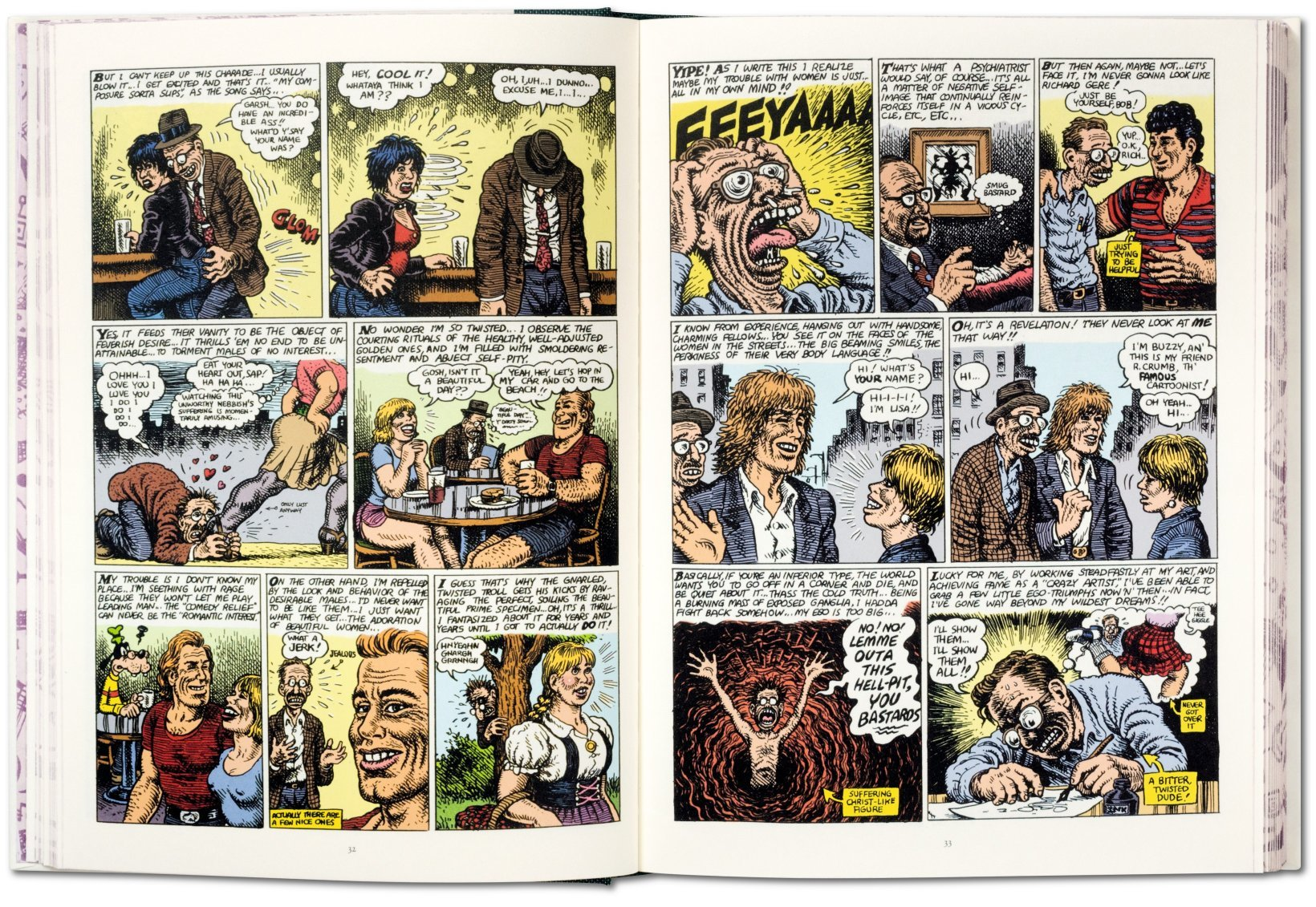Robert crumb sex comics