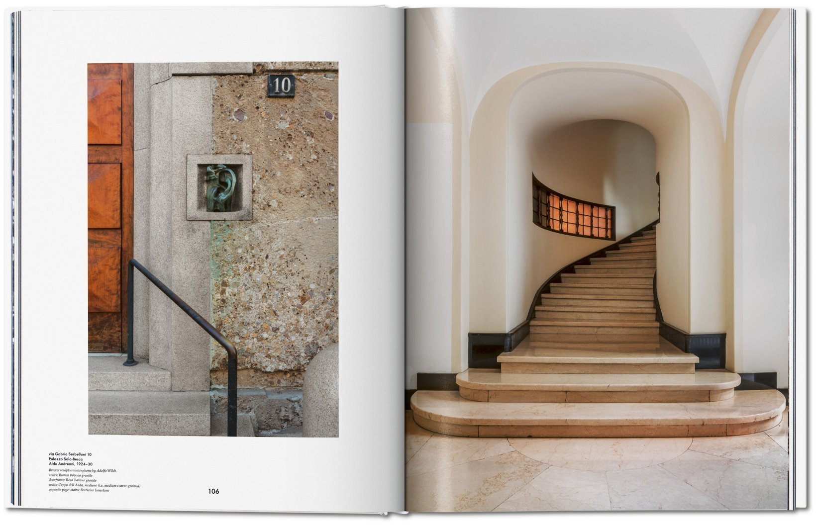 Look at milan 39 s design dna with entryways of milan for Design di milano