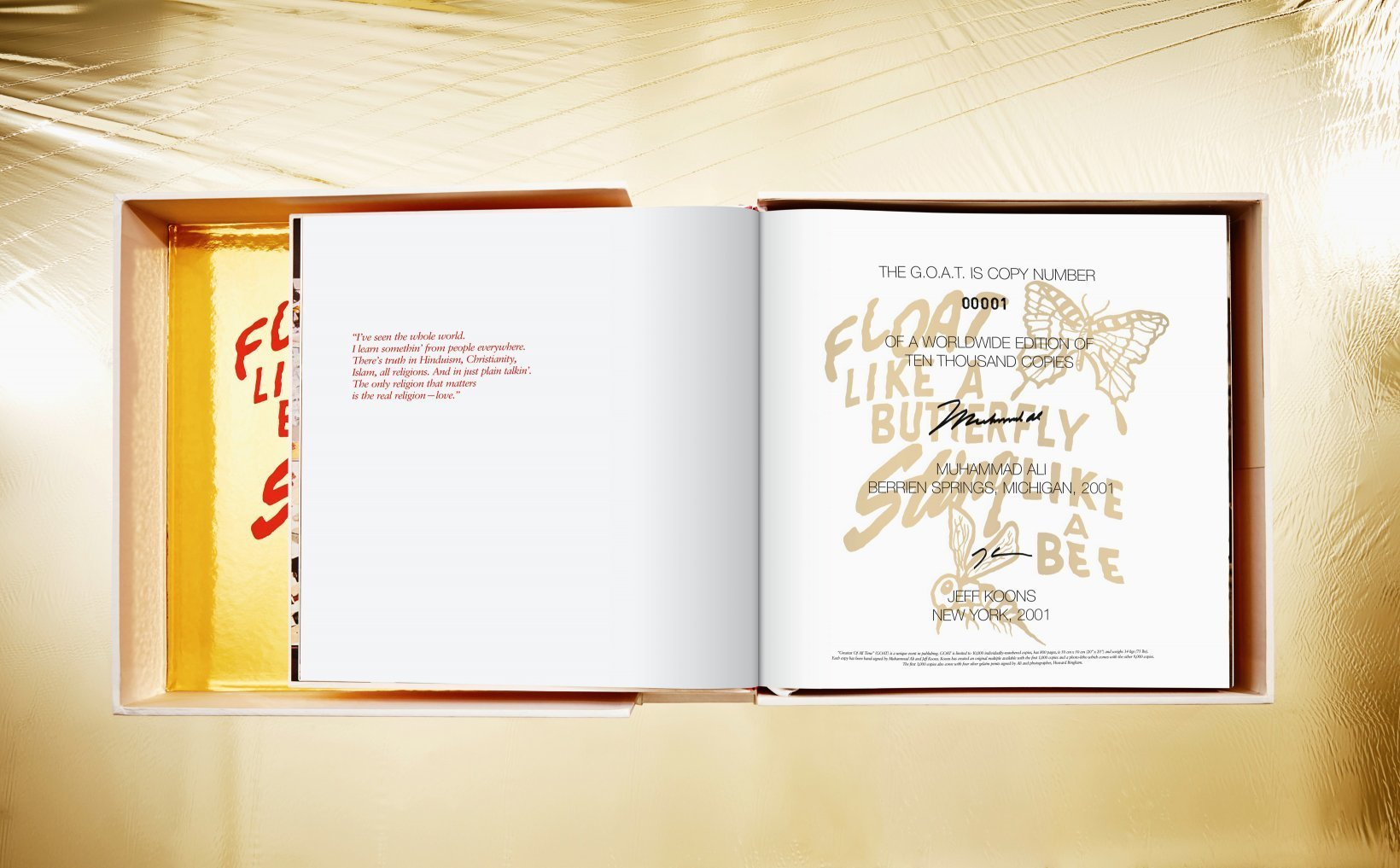 8b78c4882f73d GOAT. Champ s Edition (Limited Edition) - TASCHEN Books