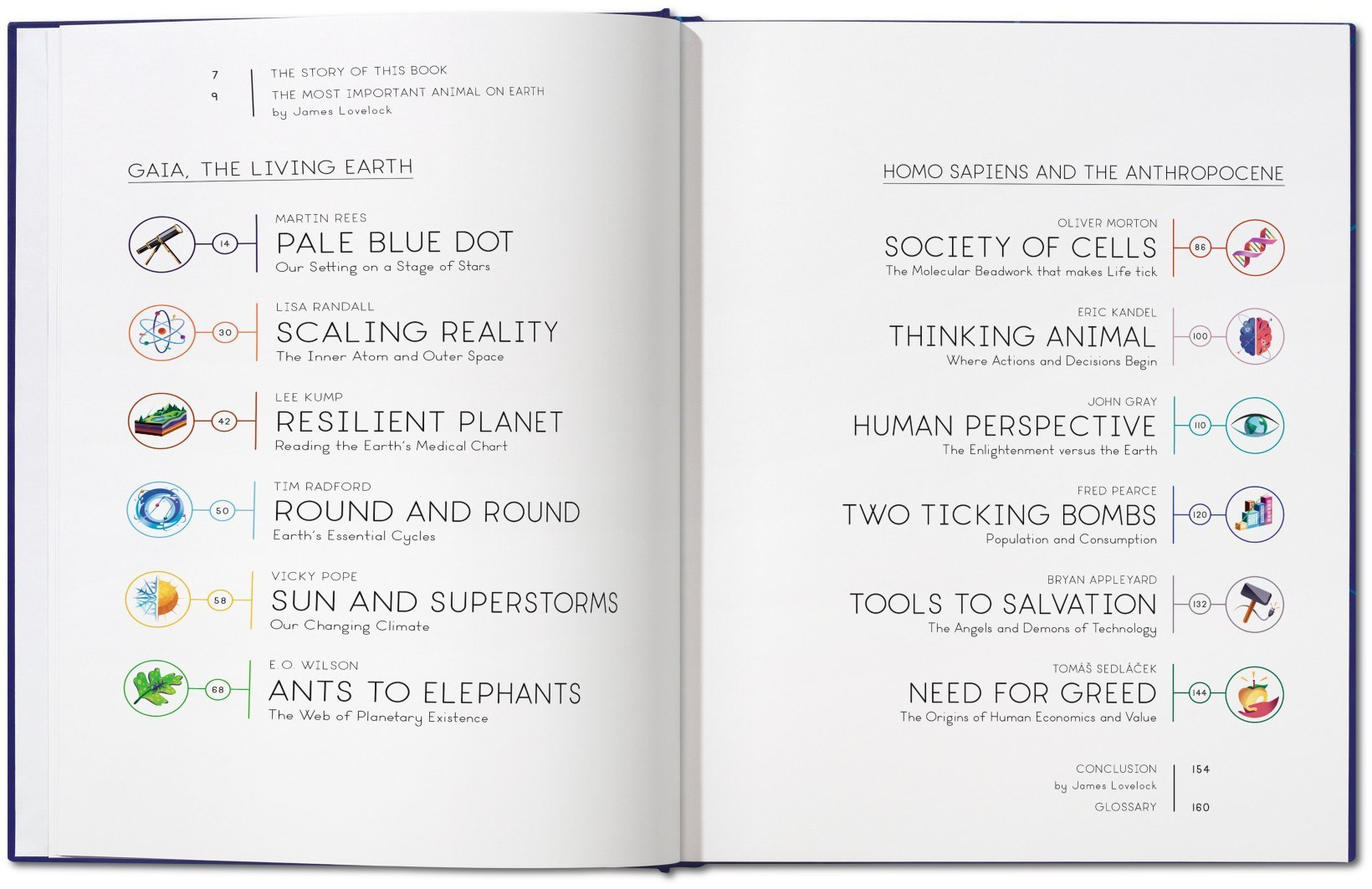 ... James Lovelock et al. The Earth and I - image 4 ...