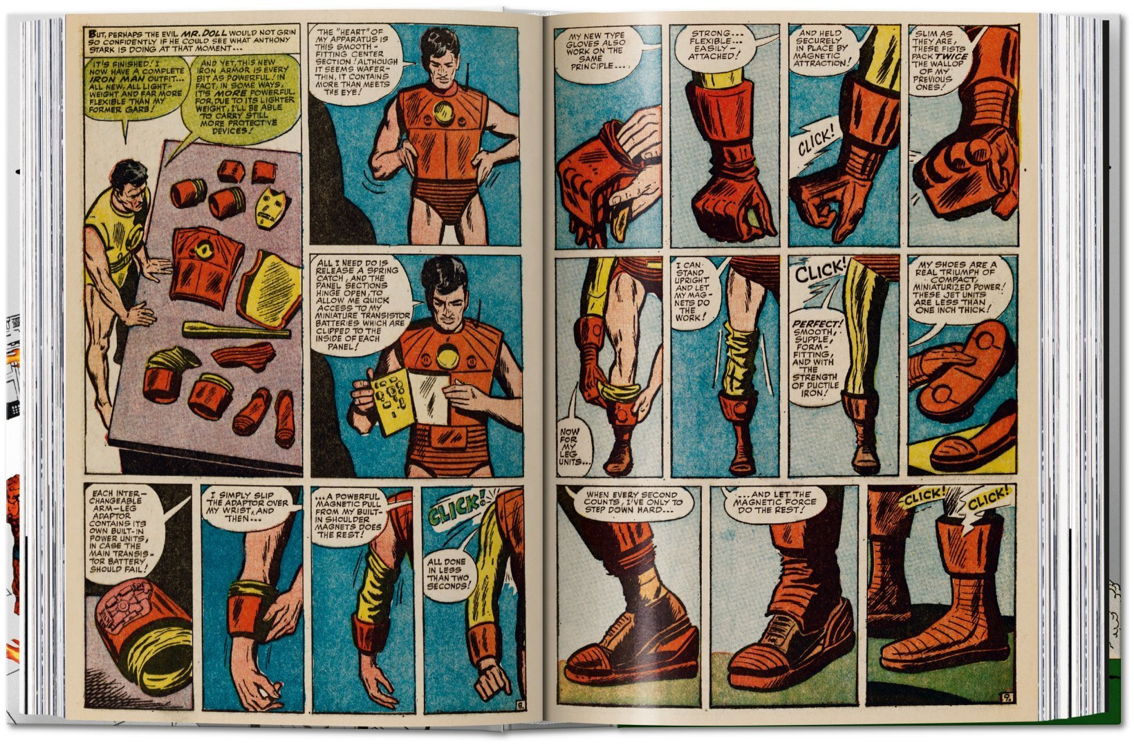 The Marvel Age of Comics 19611978. 40th Anniversary Edition