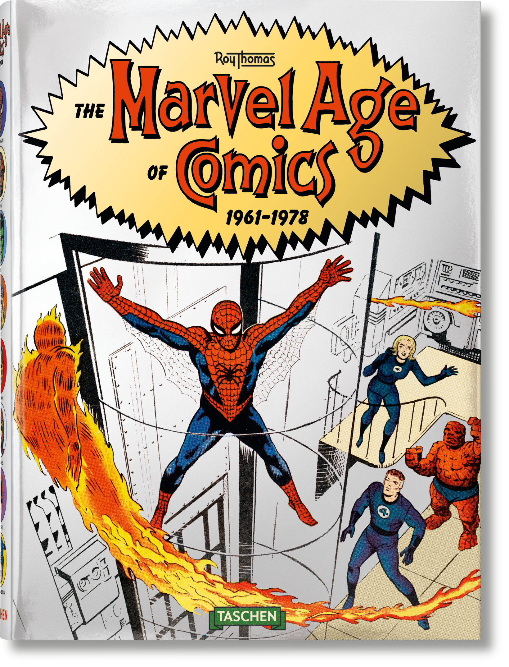 The Marvel Age of Comics 1961–1978