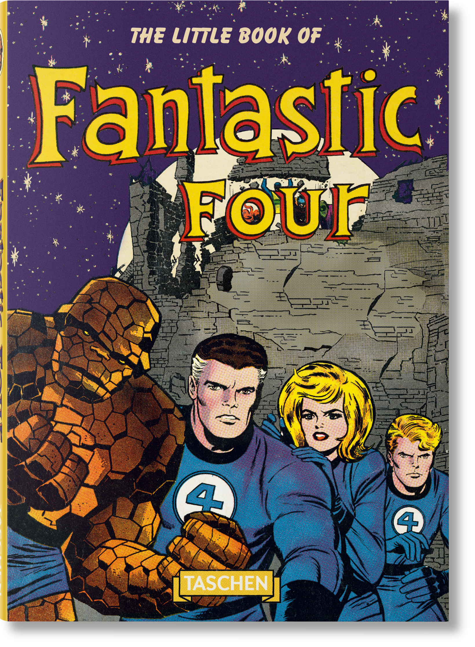 The Little Book Of Fantastic Four Image 1