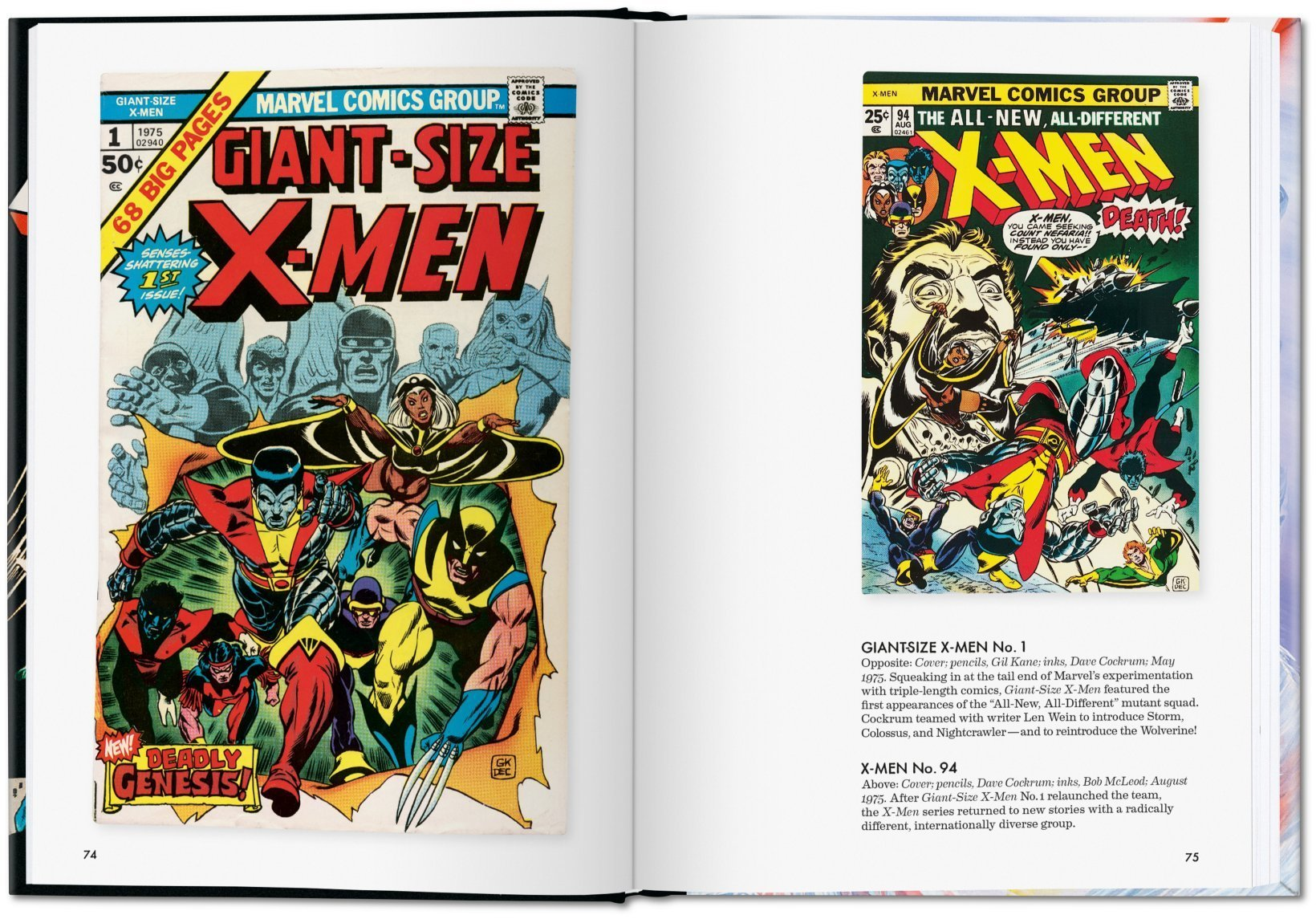 ... The Little Book of X-Men - image 5 ...