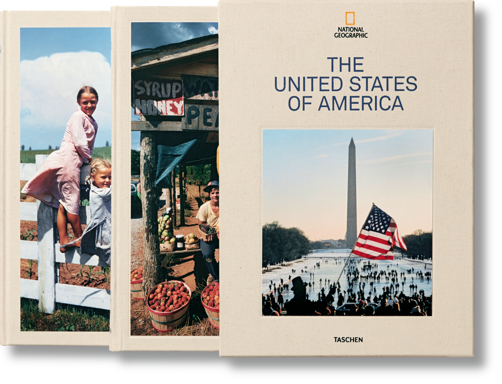 National Geographic The United States Of America Taschen Books