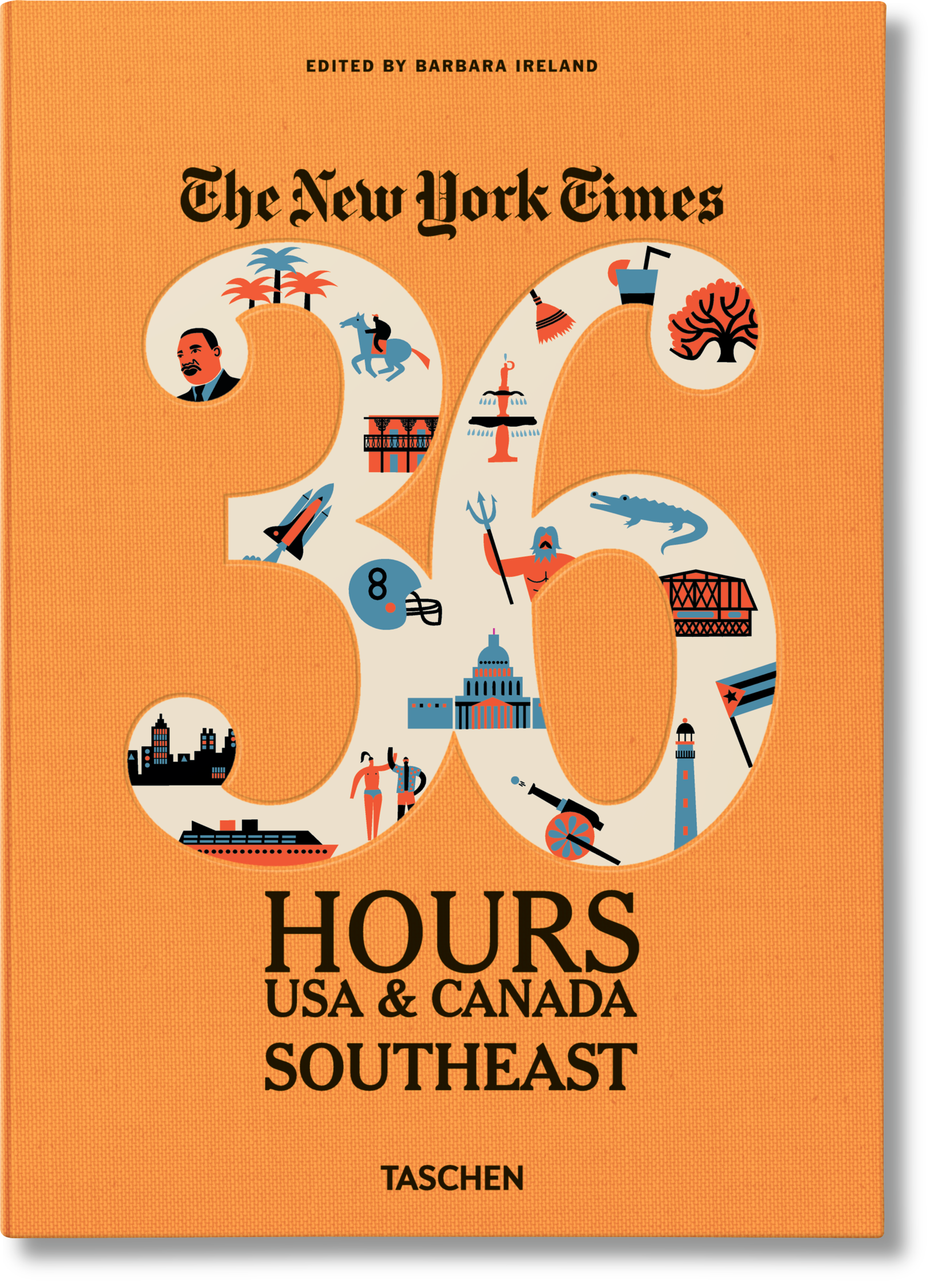 NYT  36 Hours  Southeast - Not available - TASCHEN Books