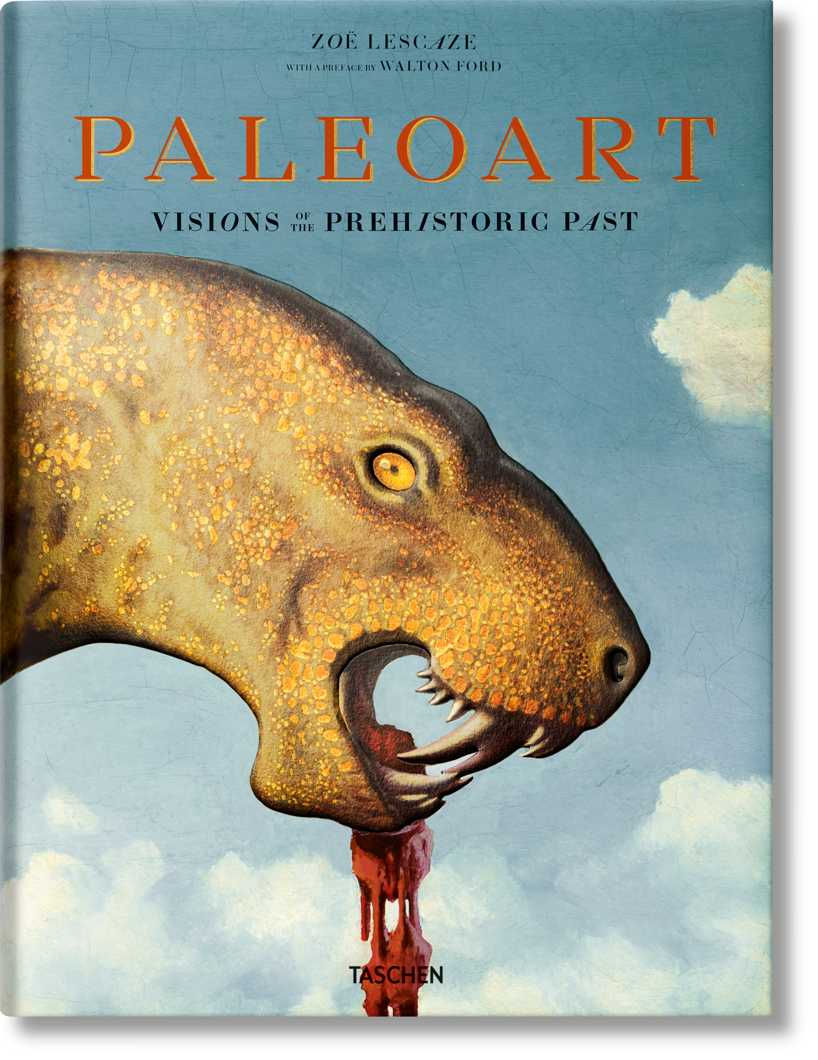 Visions of the Prehistoric Past Paleoart