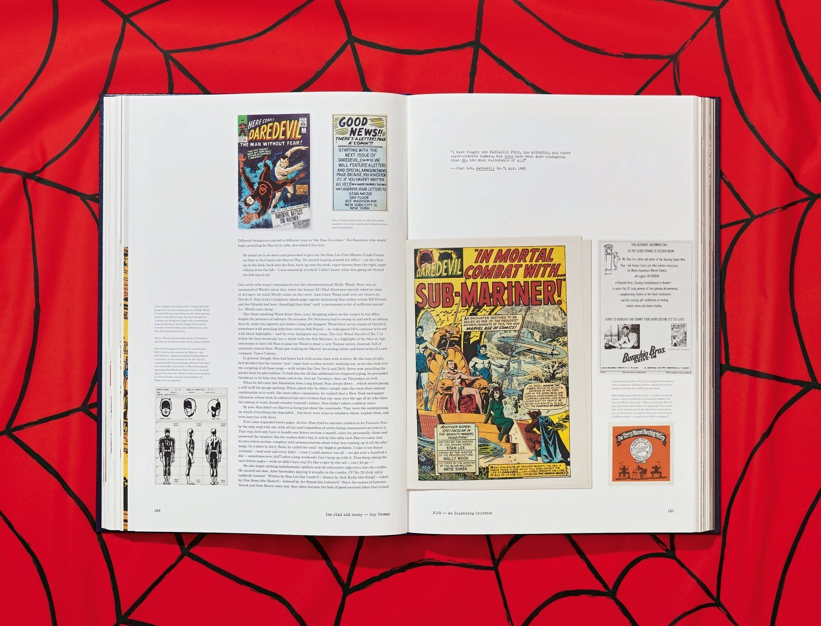The Stan Lee Story (Limited Edition) - TASCHEN Books
