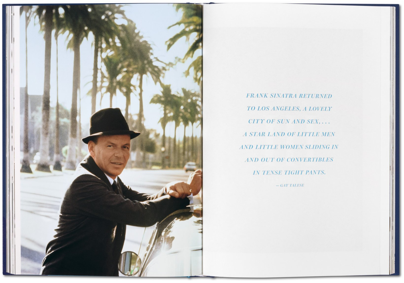 from Blaise frank sinatra was definately gay