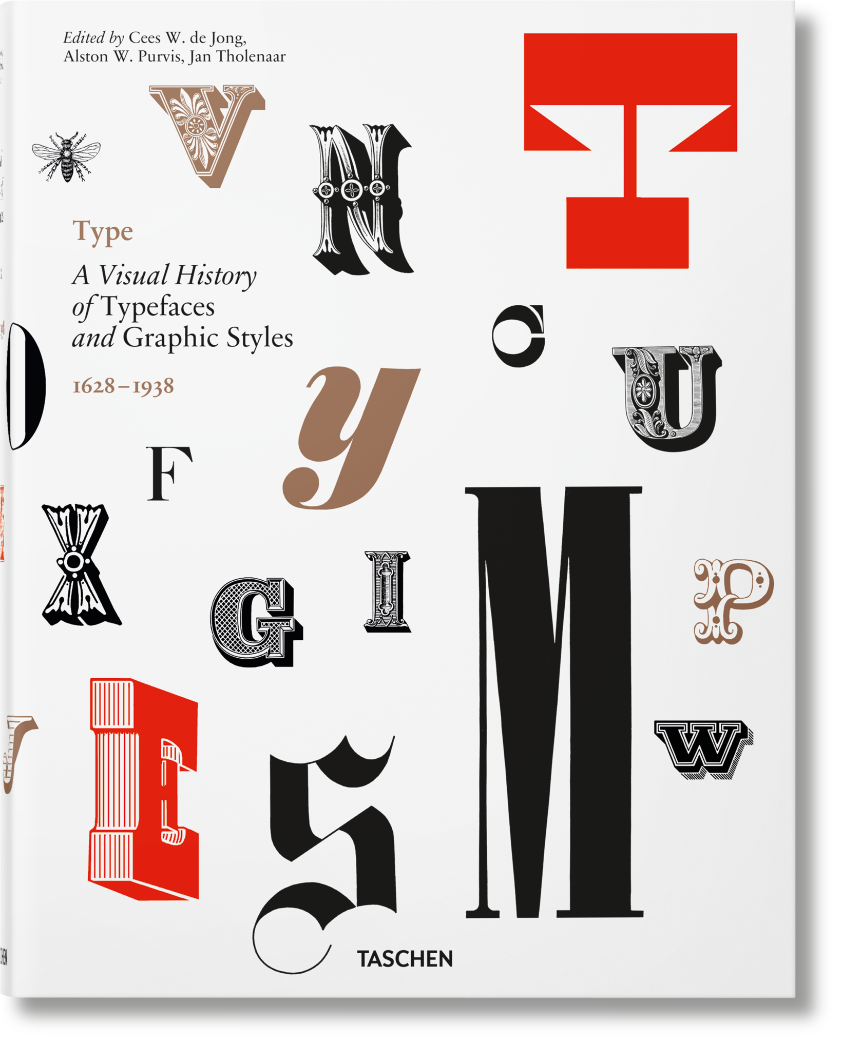 Type  A Visual History of Typefaces & Graphic Styles