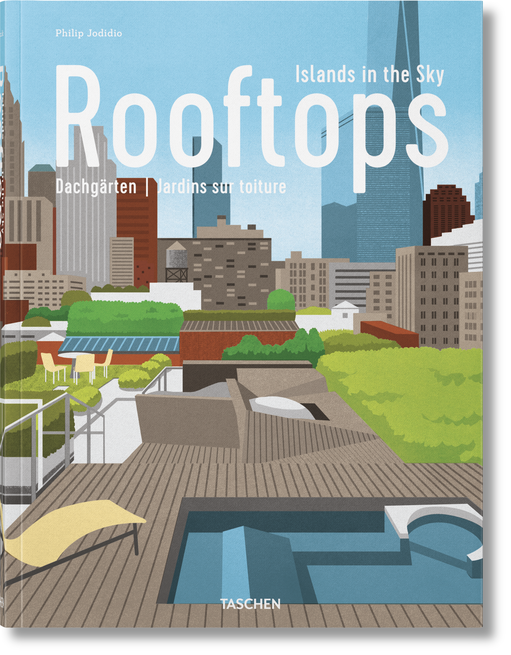 rooftops islands in the sky multilingual edition