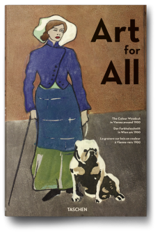 Art for All. The Colour Woodcut in Vienna around 1900