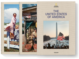National Geographic. The United States of America