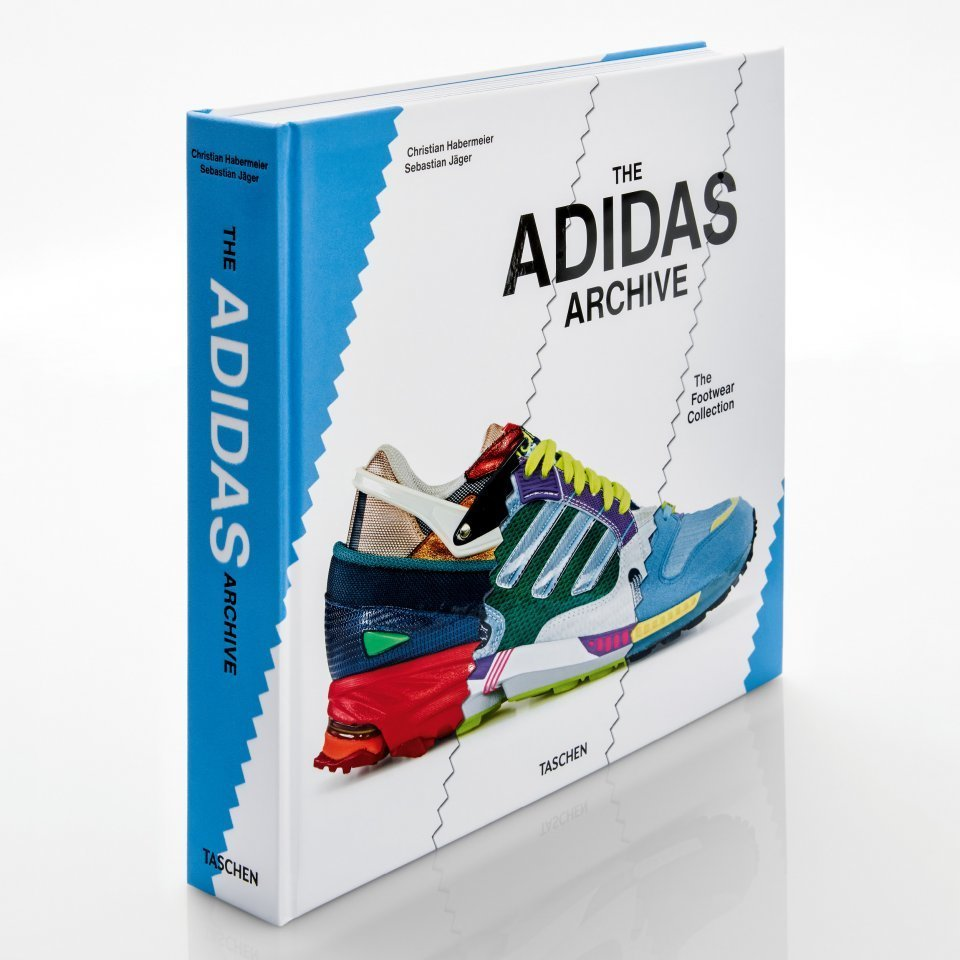 The adidas Archive. The Footwear Collection - image 1