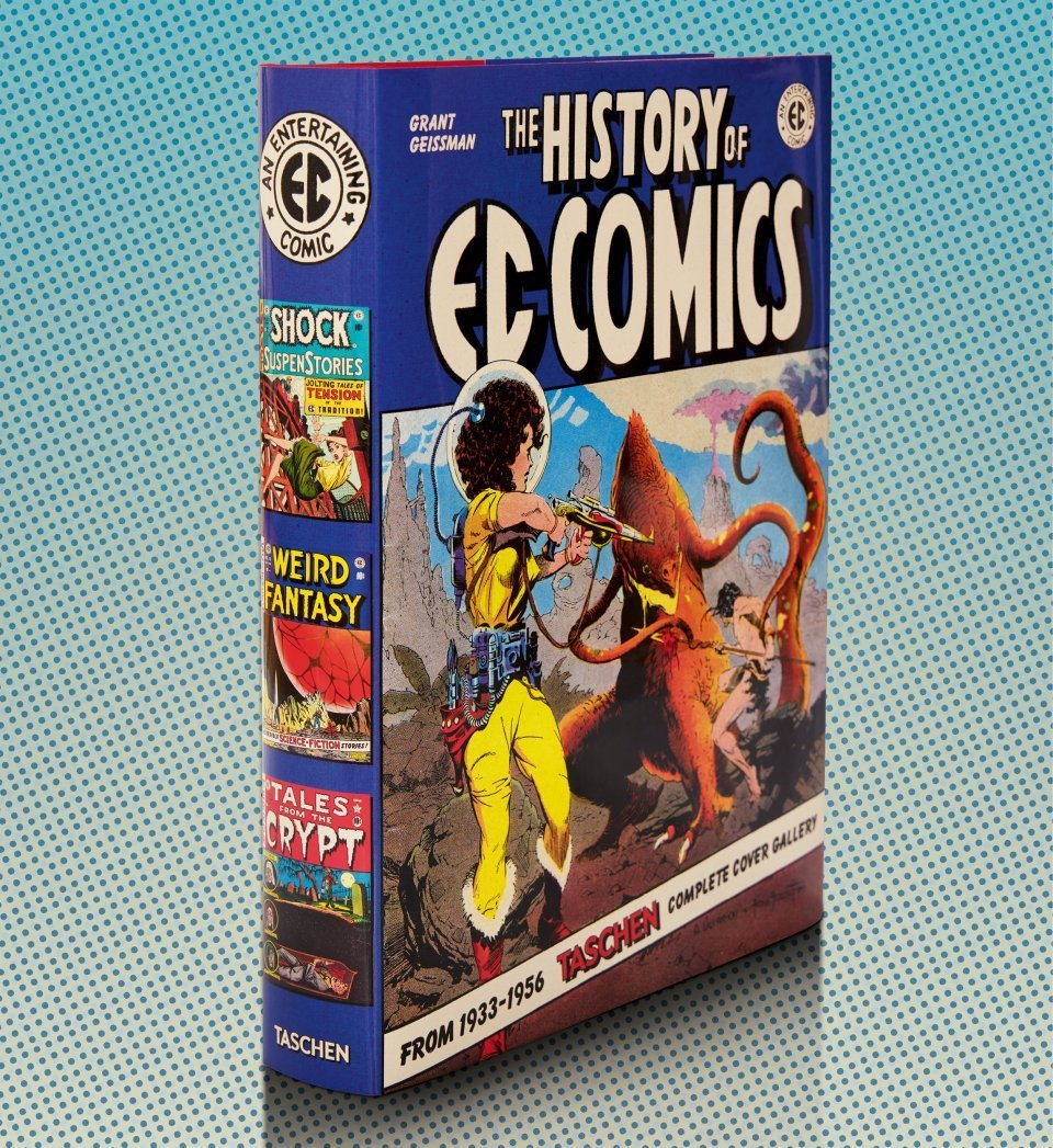 The History of EC Comics - image 1