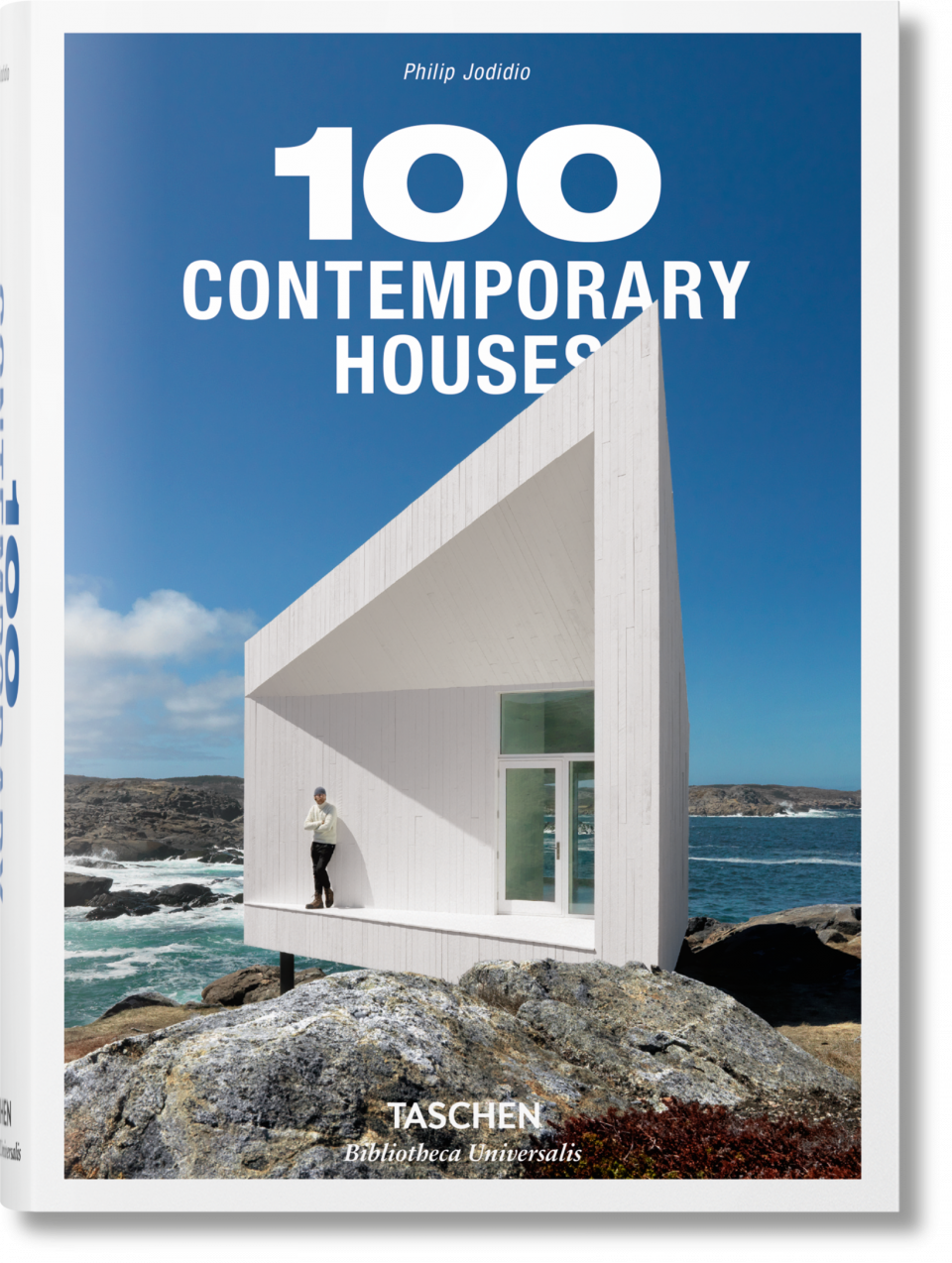 100 Contemporary Houses (Bibliotheca Universalis) - TASCHEN Books