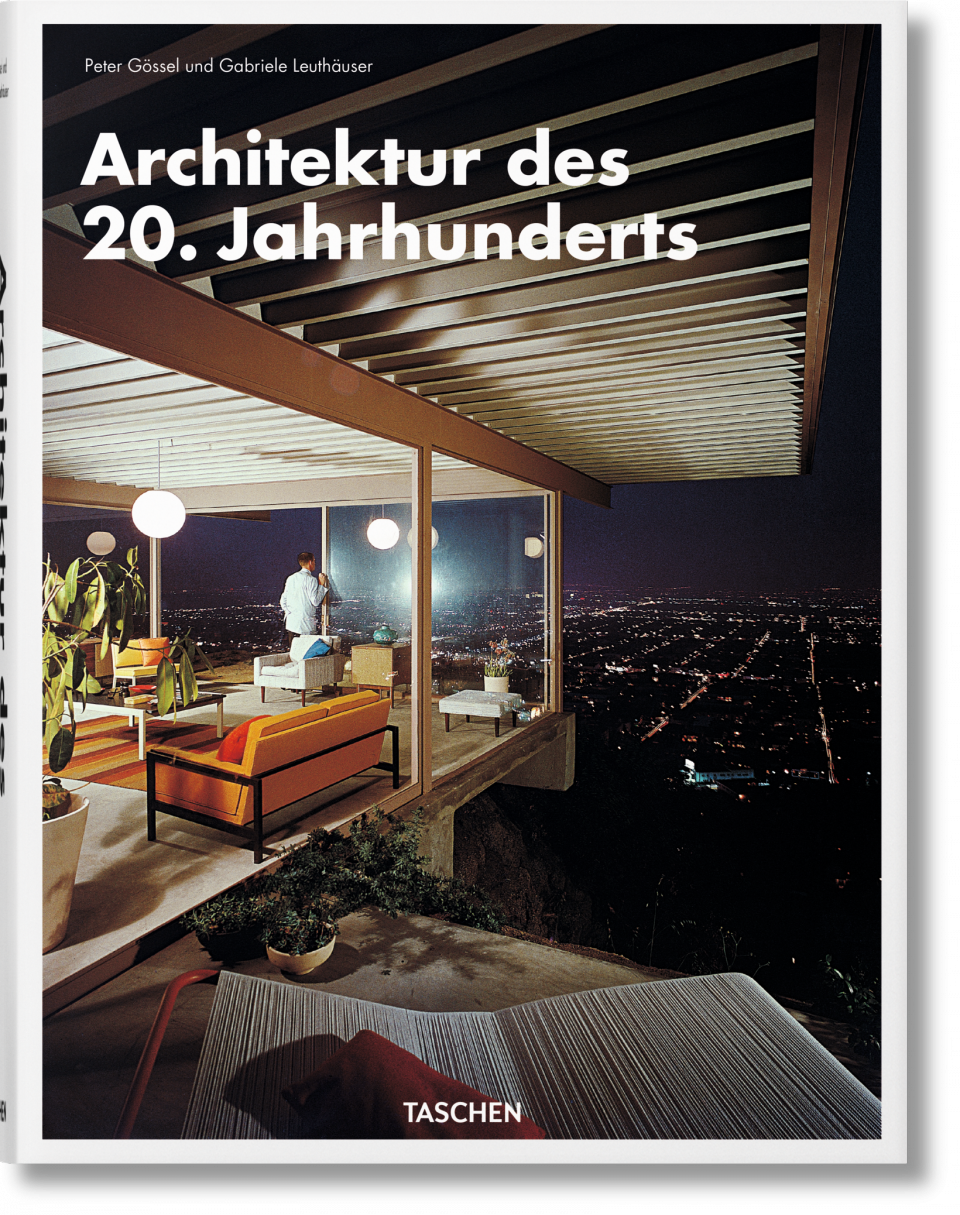 architektur des 20 jahrhunderts taschen verlag. Black Bedroom Furniture Sets. Home Design Ideas