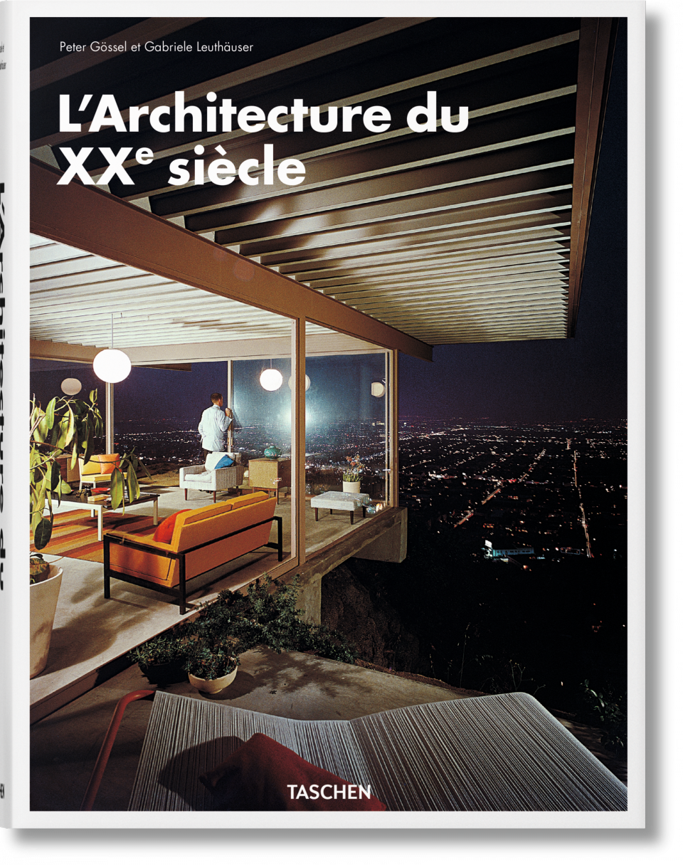 L 39 architecture du xxe si cle ditions taschen for Architecture 20eme siecle