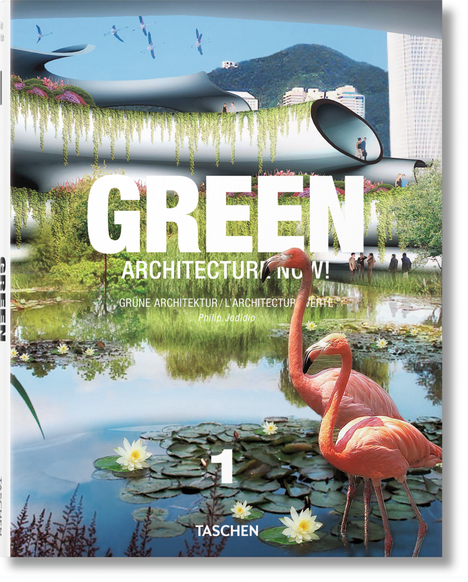 Green architecture now vol 1 taschen books - Architecturen volumes ...