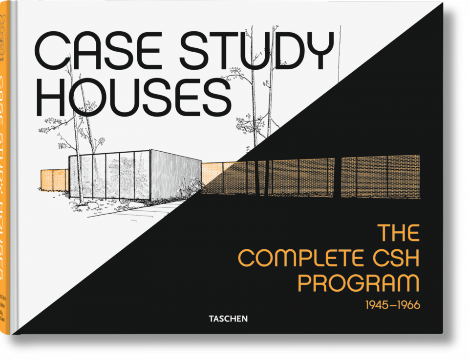 Case study houses taschen books for Modern house design books pdf