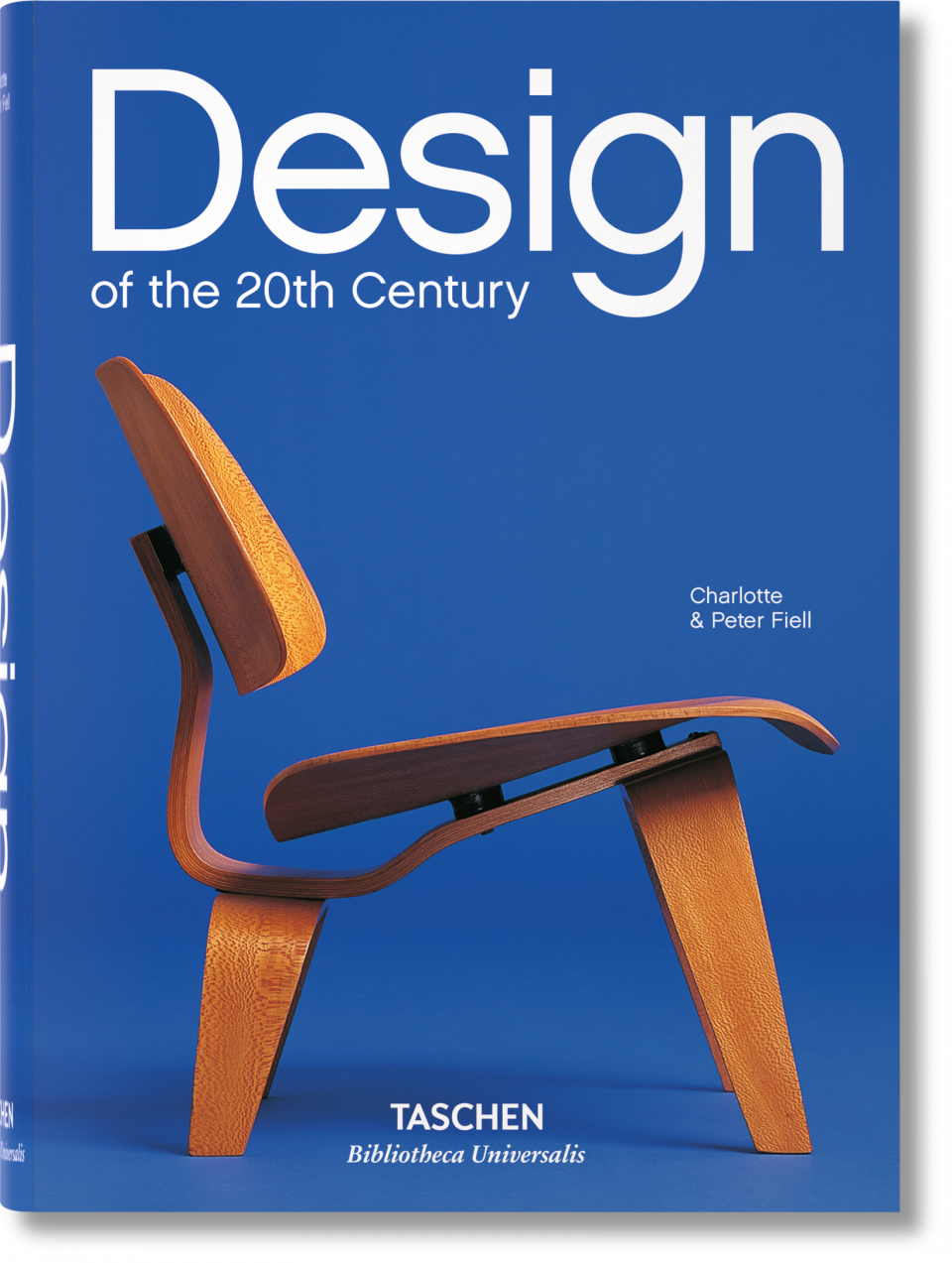 Design of the 20th century bibliotheca universalis for Stuhl design 20 jahrhundert