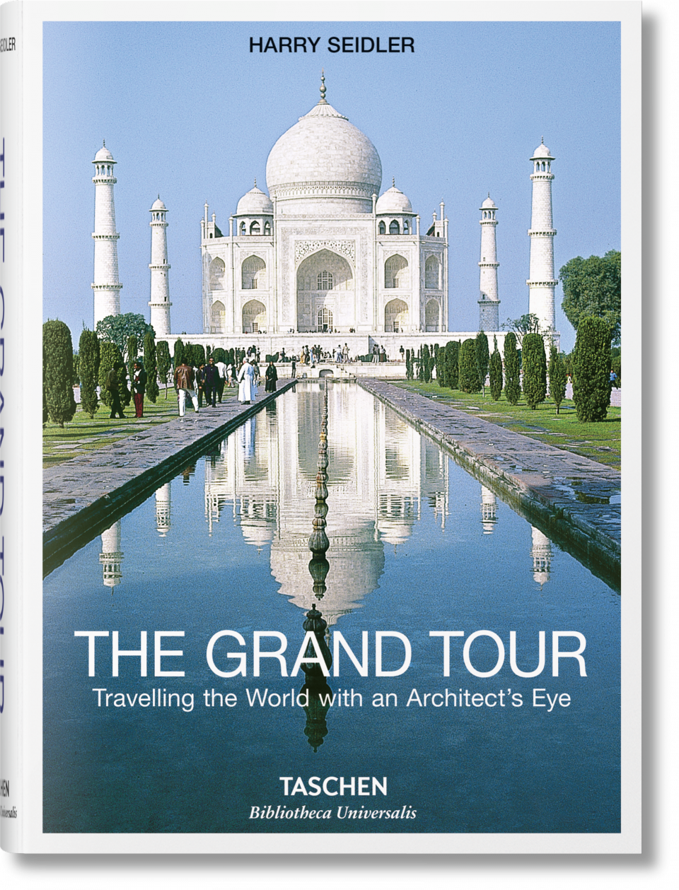 the grand tour travelling the world with an architect s eye bibliotheca universalis taschen. Black Bedroom Furniture Sets. Home Design Ideas