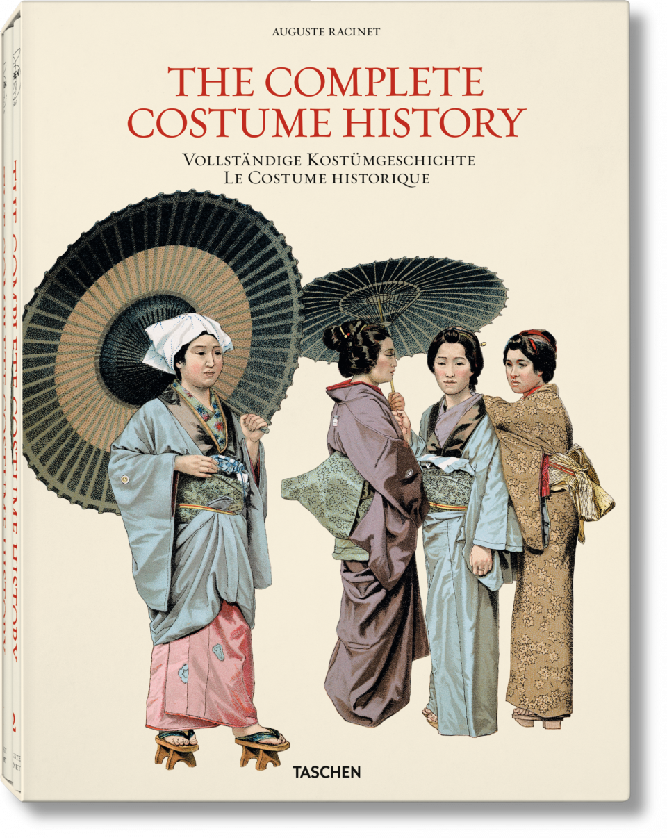 Complete Costume History  sc 1 st  TASCHEN Books & Racinet. Complete Costume History - TASCHEN Books