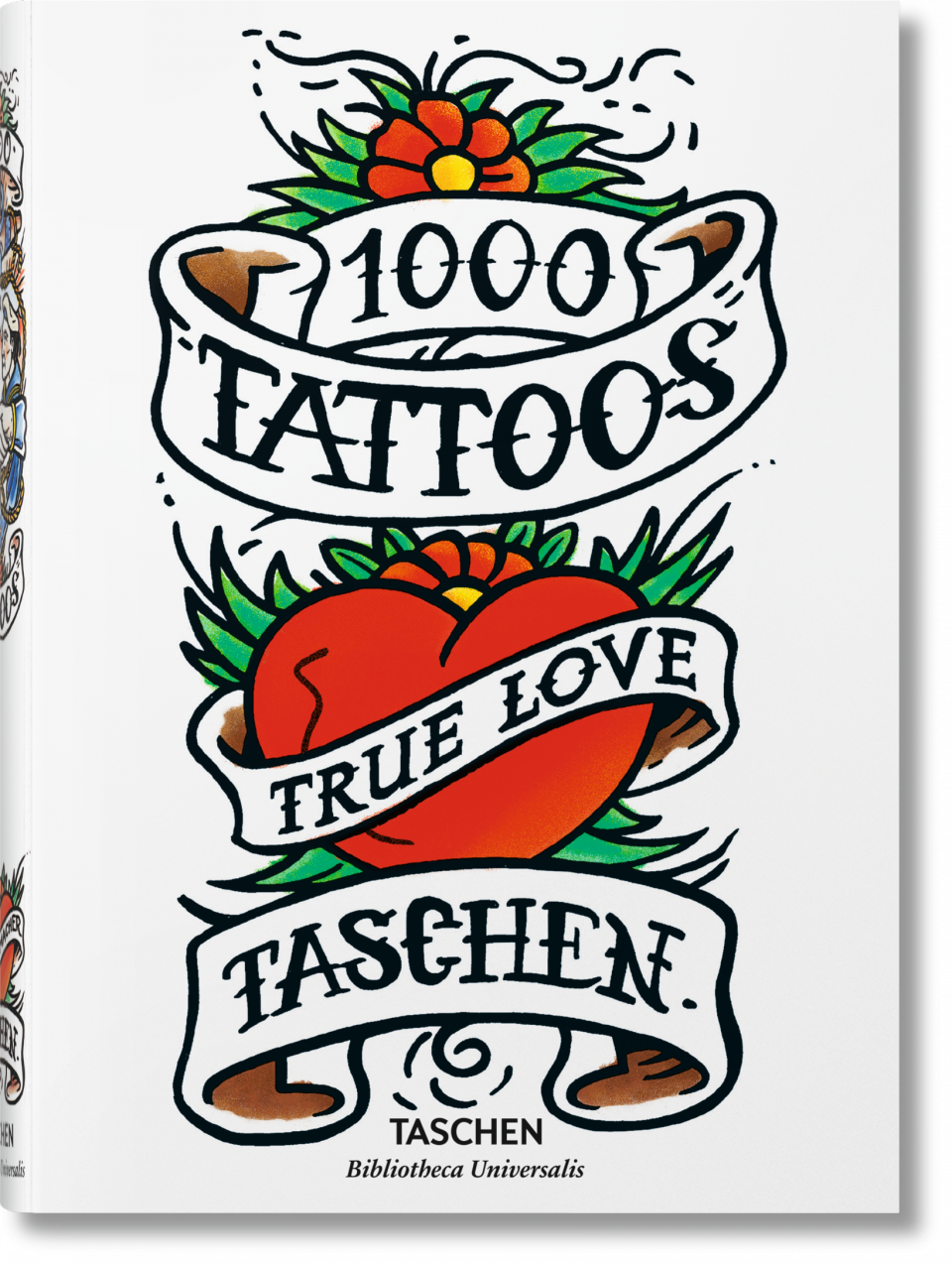 1000 Tattoos. US$ 20. Multilingual Edition: English, French, German