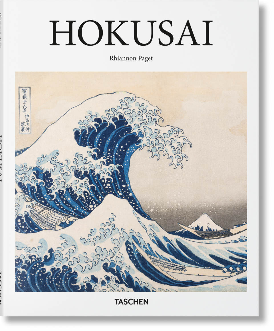 Tsunami Of The Art World Hokusai Taschen Books