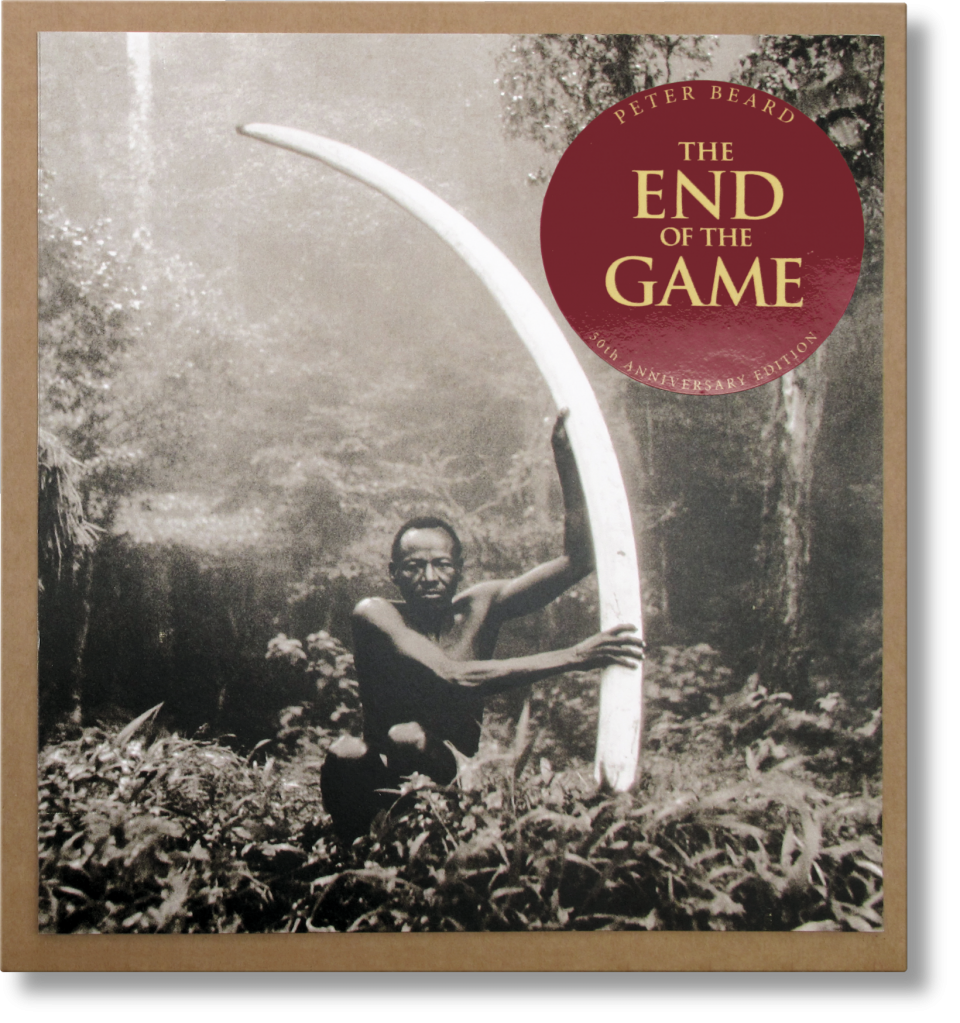 peter beard the end of the game 50th anniversary edition