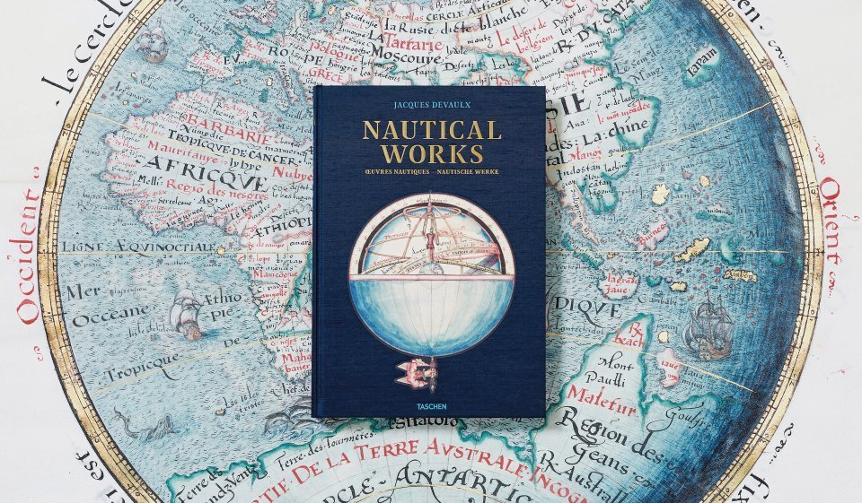 Jacques Devaulx. Nautical Works - image 1