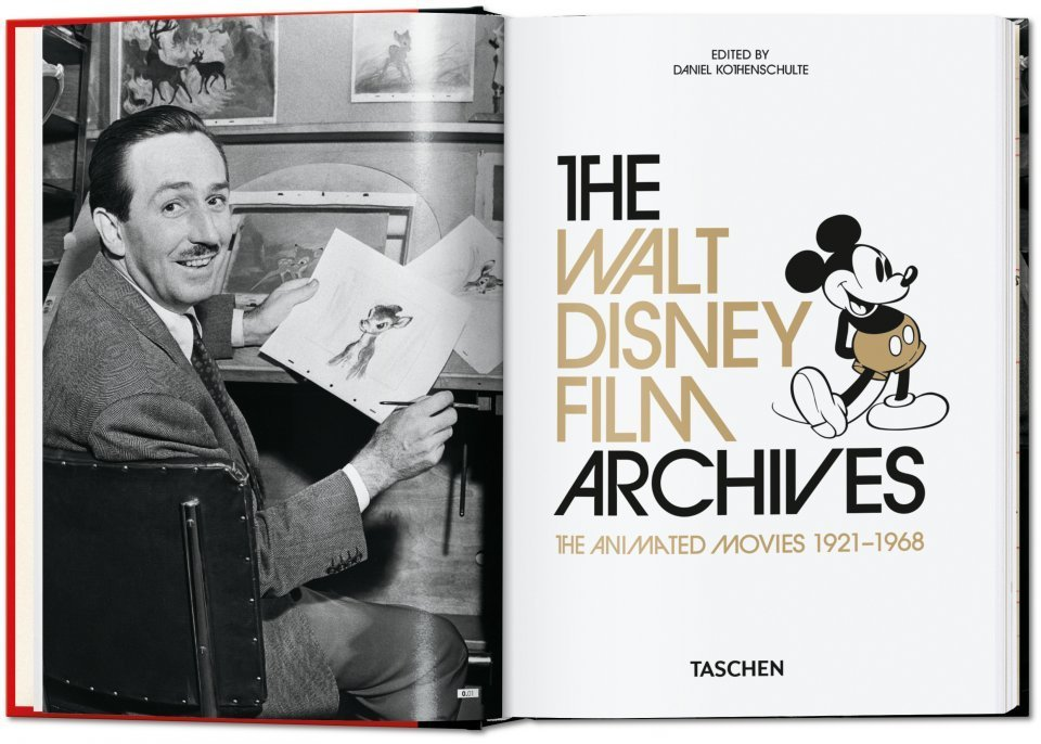 The Walt Disney Film Archives. The Animated Movies 1921–1968. 40th Anniversary Edition - image 2