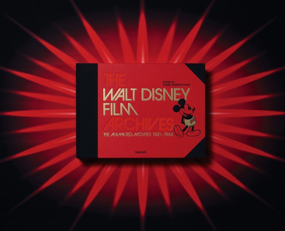 The Walt Disney Film Archives. The Animated Movies 1921–1968 - image 1