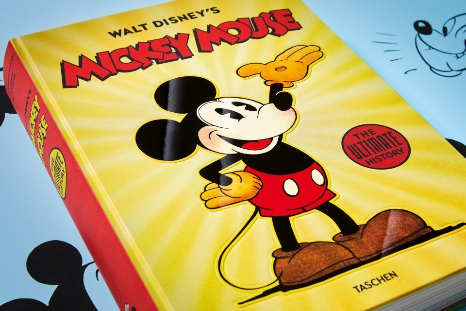 Walt Disney's Mickey Mouse. The Ultimate History - image 1