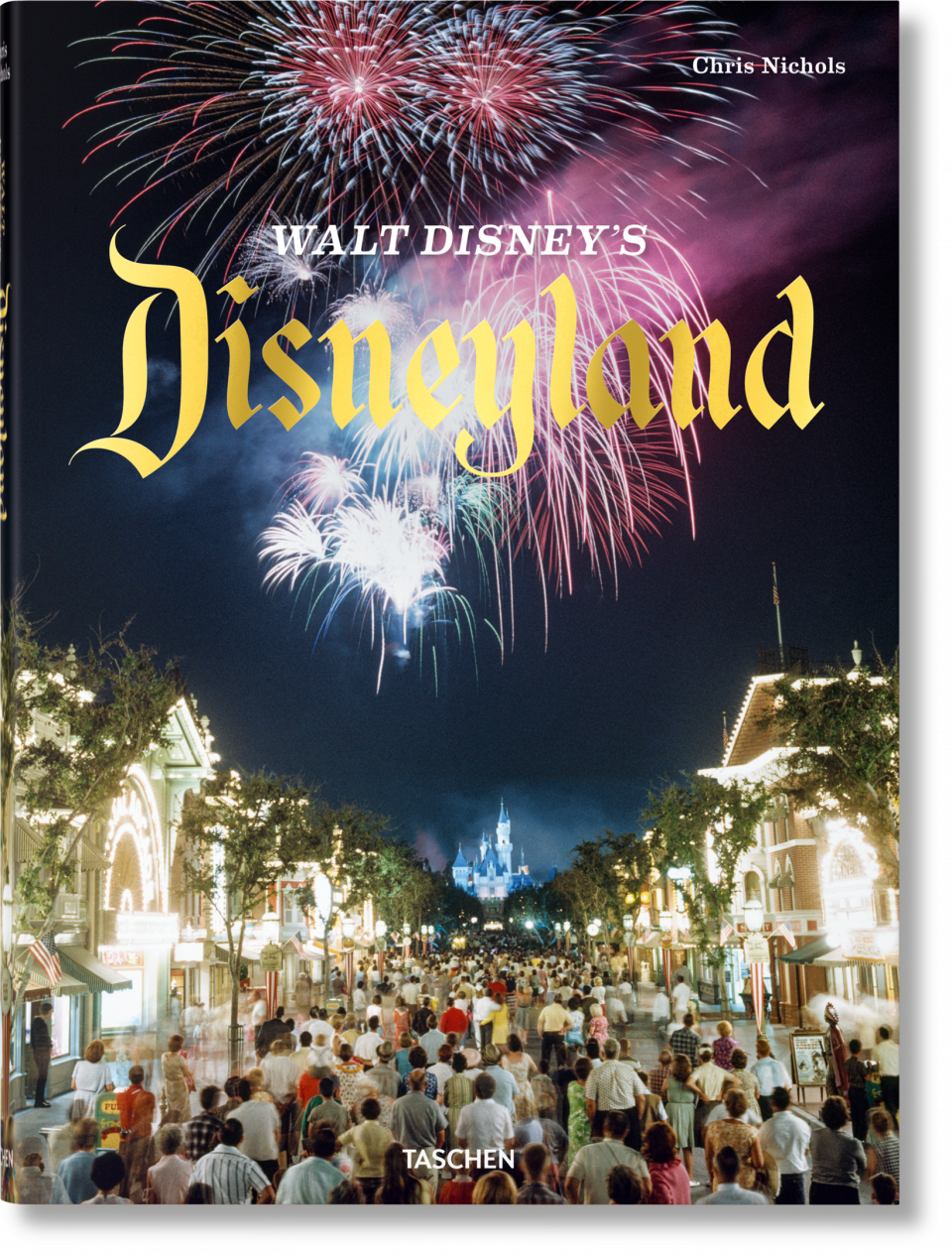 walt disneys disneyland new
