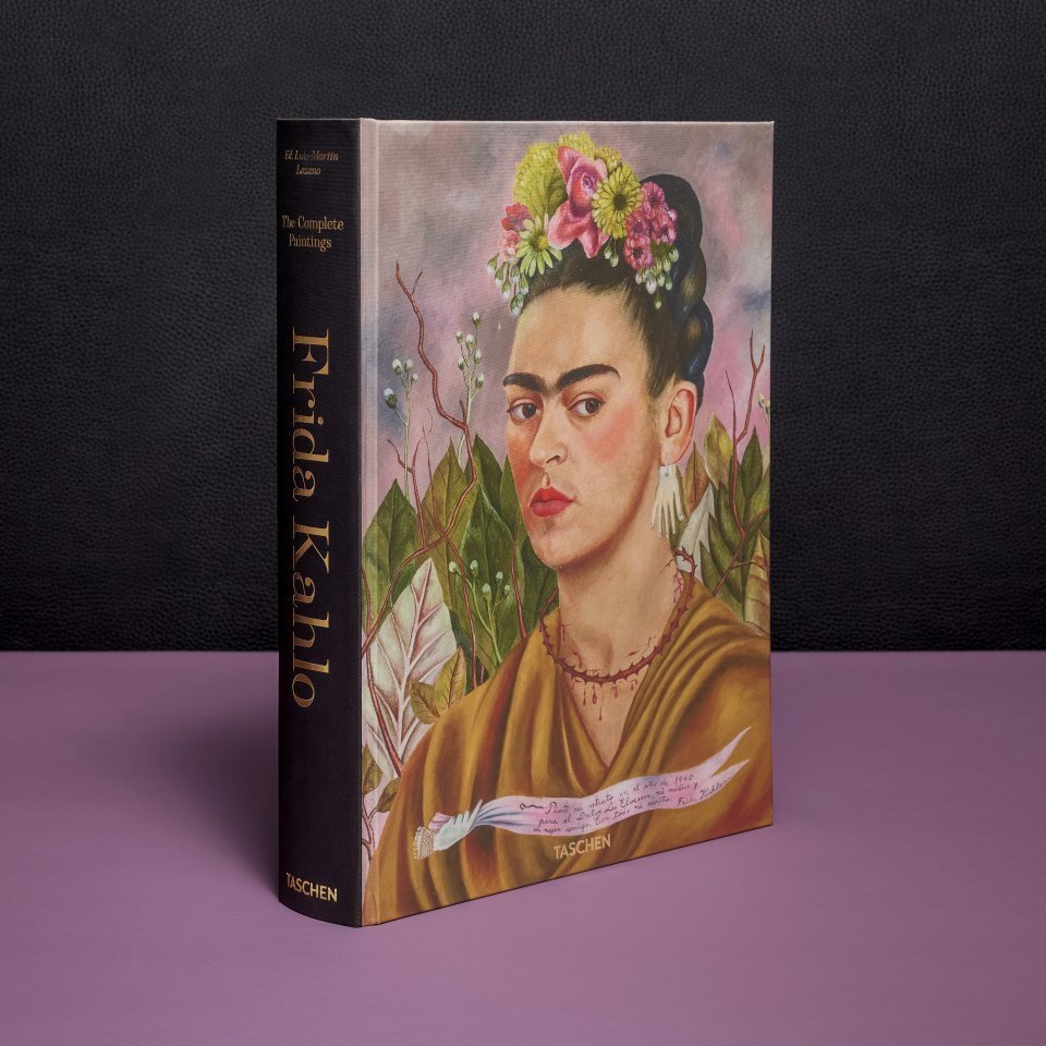 Frida Kahlo. The Complete Paintings - image 1