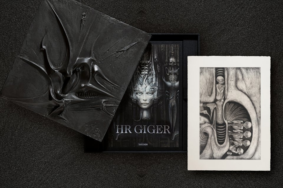 HR Giger. Art Edition No. 1–100 'Relief + Photogravure' - image 1